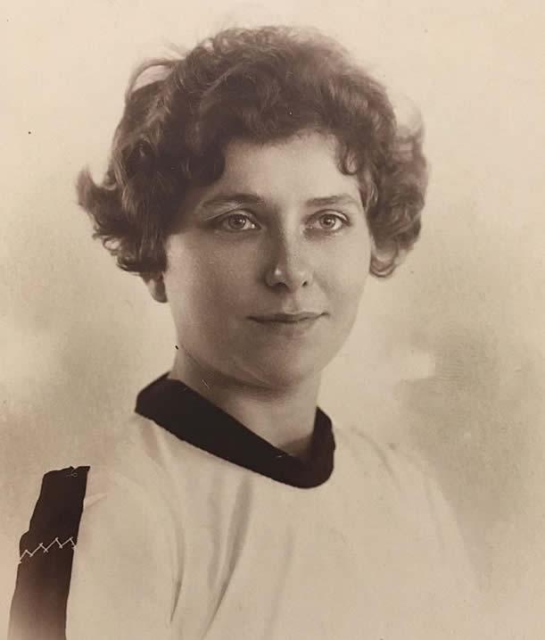 Mijn oma